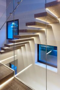 Modern Staircase Contemporary stairs