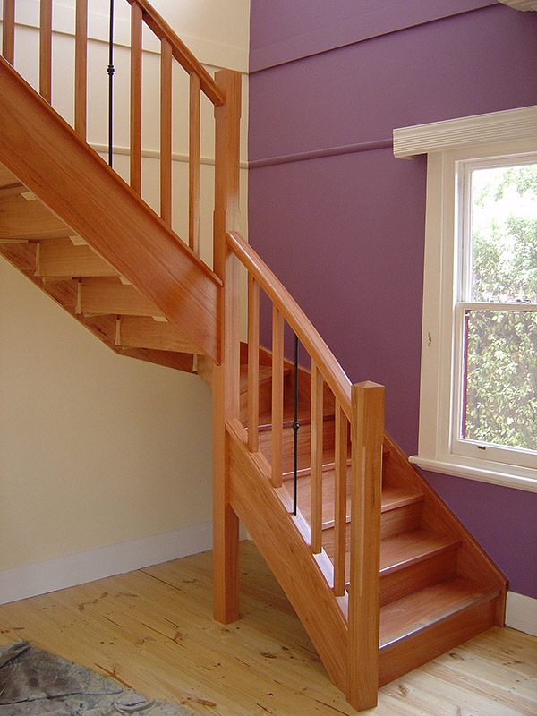 timber staircase Builders