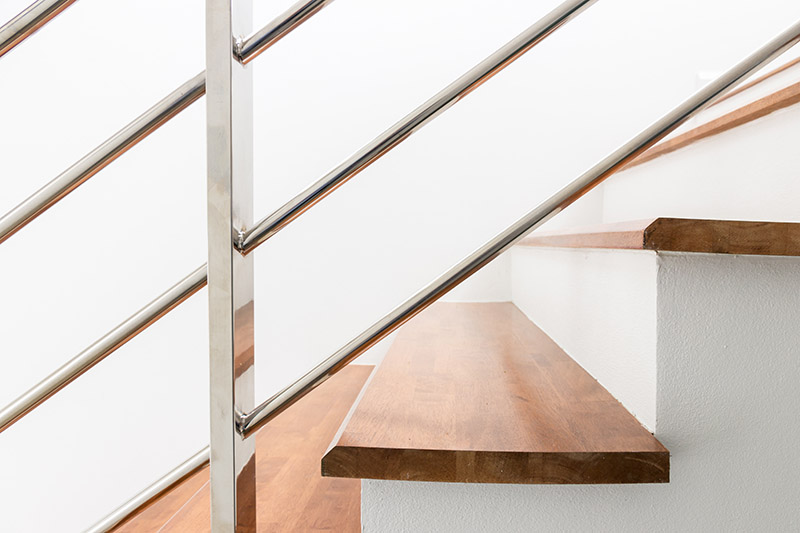 Stainless Hand Rails and Balustrades | Melbourne Timber Stairs