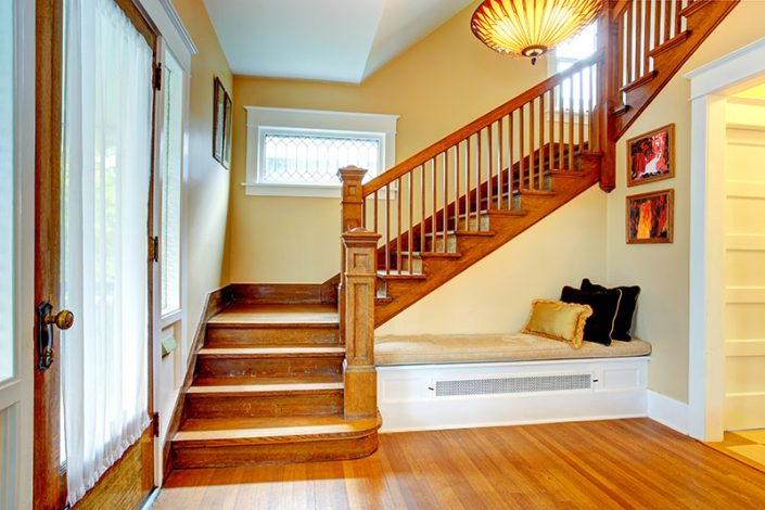 Georgian Timber Staircases | Melbourne Stairs