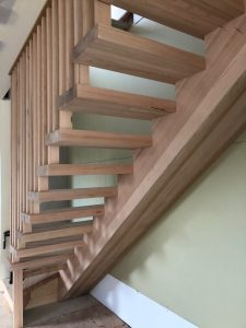 Victorian Ash Staircases