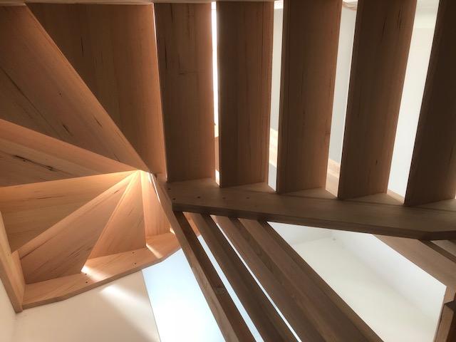 timber stairs mernda