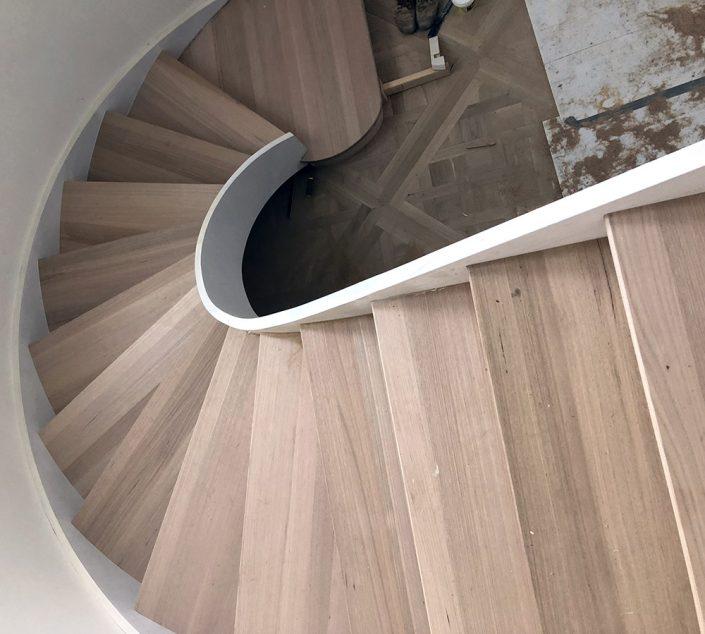 timber staircases bendigo