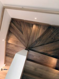 Black Butt Timber Staircase | stairs melbourne