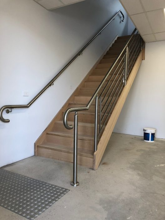 Commercial Staircases to meet Disability Requirements